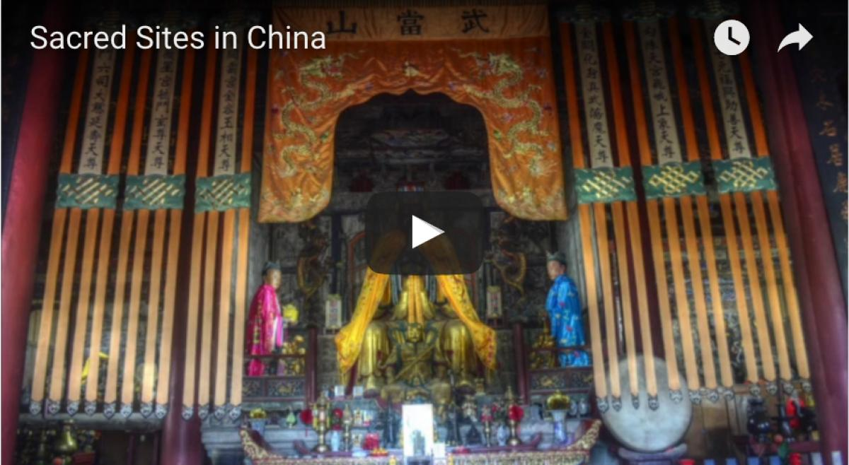 Sacred Sites in China