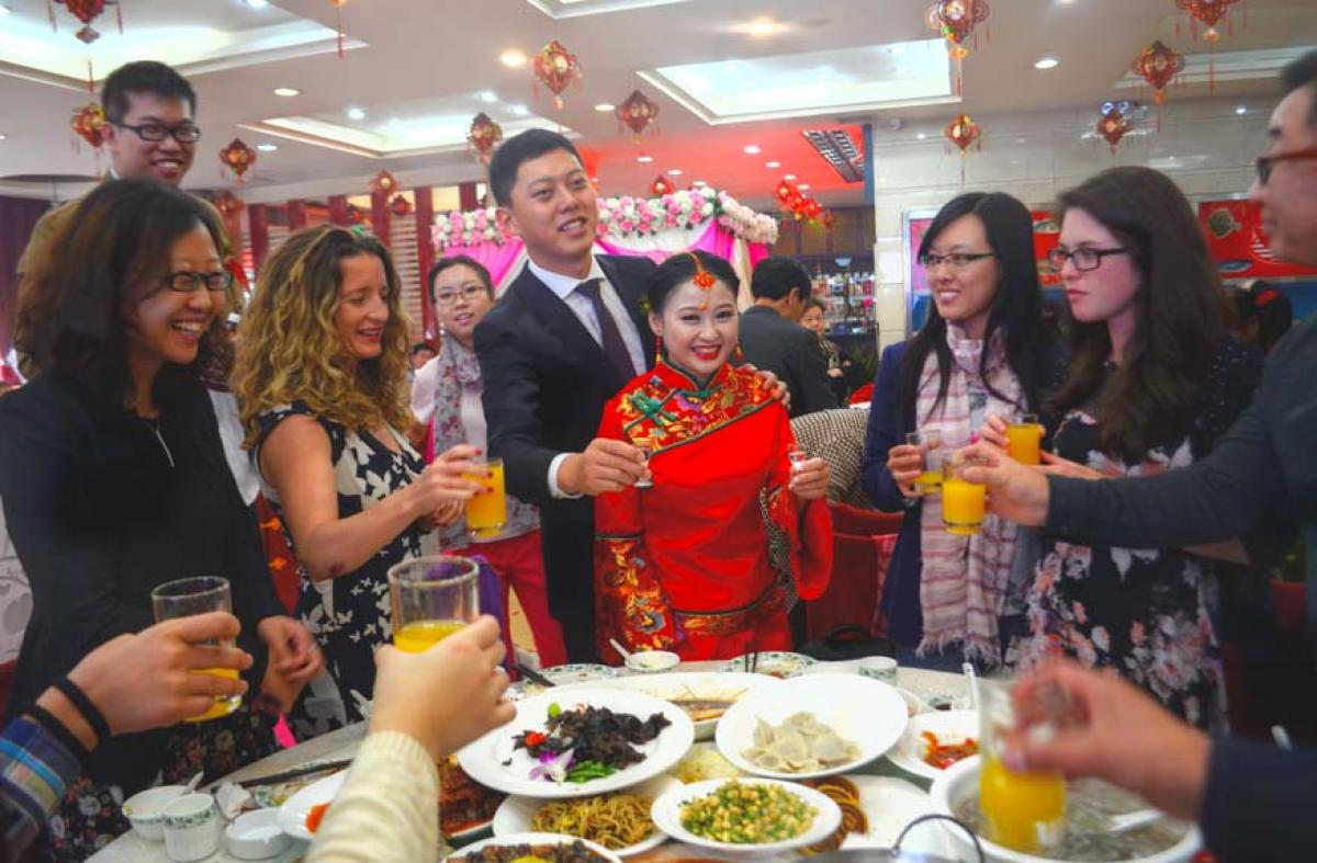 Chinese marriage culture