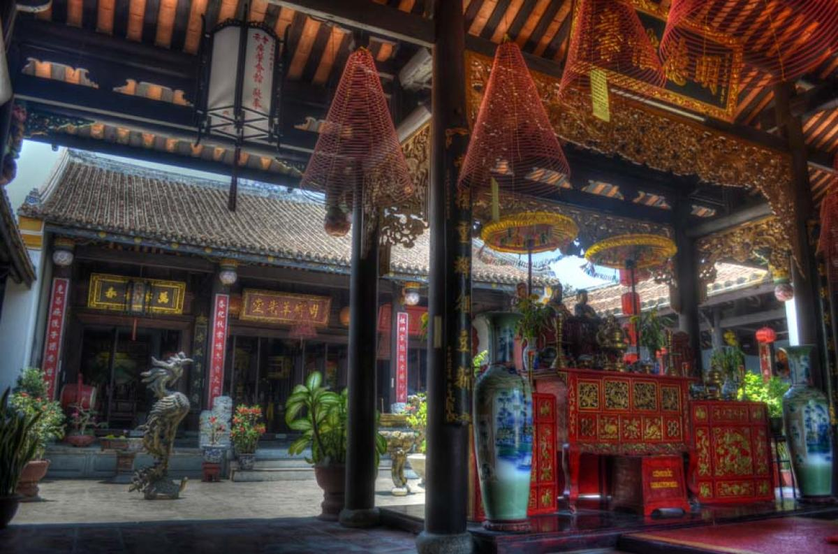 Hoi An Tailor Made Suits, Spas, and Historical tour