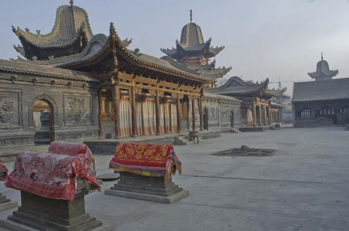 Muslim Shrines in Linxia, Gansu